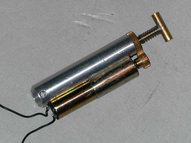 Alternativas a la hidraulica Hubzylinder